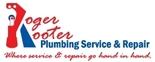 Roger Rooter Plumbing Service & Repair Logo