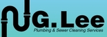 G. Lee Plumbing & Sewer Cleaning Services Logo