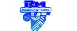 R&M Plumbing - Heating Logo