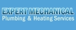 Expert Mechanical Plumbing Logo