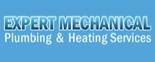 Expert Mechanical Plumbing Logo