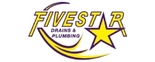 Five Star Drains & Plumbing (HVAC) Logo
