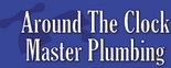 Around The Clock Master Plumbing Logo
