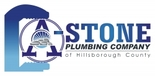 A -Stone Plumbing Company Logo
