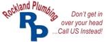 Rockland Plumbing & Sewer Logo