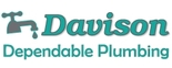 Davison Dependable Plumbing Logo