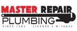 Master Repair Plumbing Logo