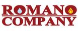 Romano Plumbing Company Logo