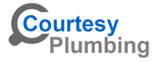 Courtesy Plumbing Logo