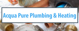Acqua Pure Plumbing & Heating Logo