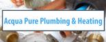 Acqua Pure Plumbing & Heating Logo