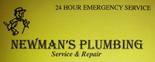 Newman's Plumbing Service & Repair Logo