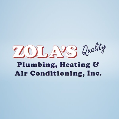 Zola's Quality Plumbing - Heating & Air Conditioning Logo