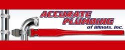 Accurate Plumbing of Illinois Logo