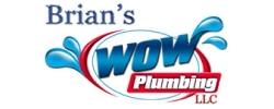 Brian's WOW Plumbing LLC Logo