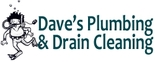 Dave's Plumbing & Drain Cleaning Logo
