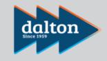 Dalton - Heating & Air Conditioning Logo