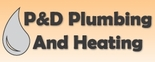 P&D Plumbing And Heating Logo