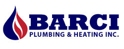 Barci Plumbing & Heating Inc. Logo