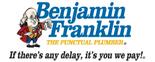 63449-Benjamin Franklin Plumbing Logo