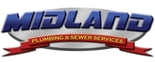 Midland Plumbing and Sewer Services Inc. Logo