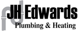 JH Edwards Plumbing & Heating Logo