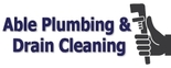 Able Plumbing & Sewer Cleaning Logo