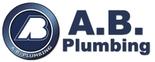 A.B. Plumbing   Logo