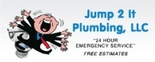 Jump 2 It Plumbing To The Rescue! Logo