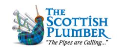 The Scottish Plumber Logo
