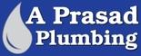 A Prasad Plumbing  Logo