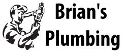 Brians plumbing logo