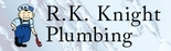 R.K. Knight Plumbing Logo