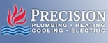 65981-Precision Plumbing & Heating Logo