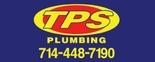 Tom's Plumbing Service TPS  Logo