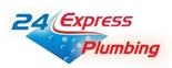 24 Express Plumbing Logo