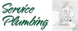 66795-Service Plumbing Logo