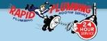Rapid Plumbing Logo