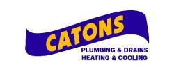 Catons Plumbing & Drains Logo