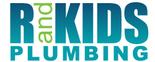 R and Kids Plumbing Logo