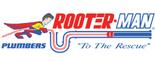 Rooterman Plumbing Logo