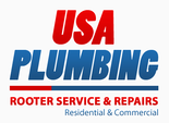 USA Plumbing Logo
