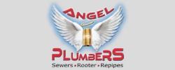 Angel Plumbers Inc. - 805 Logo