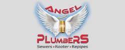Angel Plumbers Inc. - 818 Logo