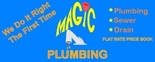 Magic Plumbing Logo