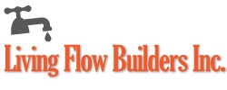 Living Flow Builders Inc. Logo