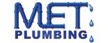 MET Plumbing Logo
