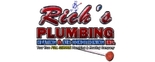 Rich's Plumbing, Heating & Air Conditioning Logo
