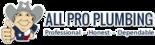 All Pro Plumbing Logo