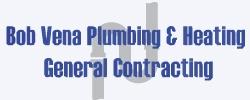 Bob Vena Plumbing & Heating General Contracting Logo